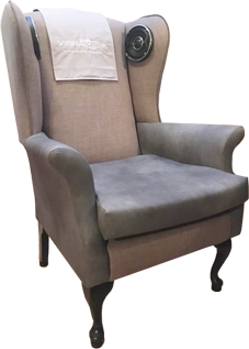 Vibrasonic Care Chair Sensory Solutions Holistic Audio Bournemouth UK Small